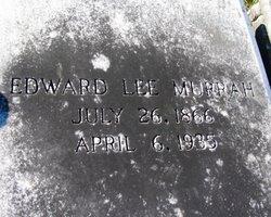 Edward Lee Murrah