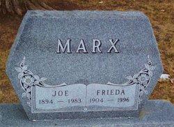 Frieda H. <I>Tiedemann</I> Marx