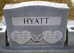 Allen H Hyatt