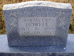 Sara Eva Howell