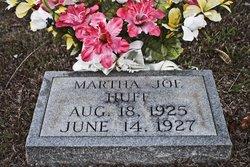 Martha Joe Huff