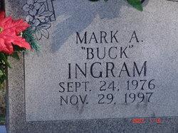 """Mark Anthony """"Buck"""" Ingram"""