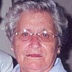 Eunice <I>Ledet</I> Bergeron