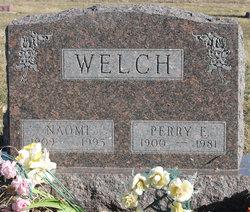 Perry Edward Welch