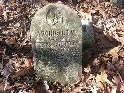 Archibald W. Cornell