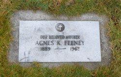 Agnes K <I>Brenner</I> Feeney