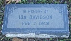 Ida <I>Duss</I> Davidson