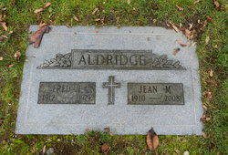 "Frederick Ferdinand ""Fred"" Aldridge"