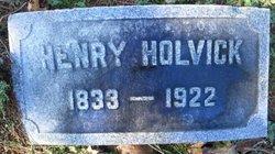Henry Holvick
