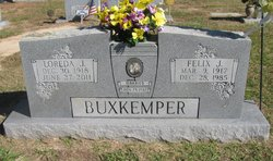 Loreda J. <I>Peters</I> Buxkemper