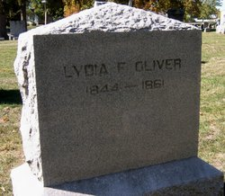 Lydia F. Oliver