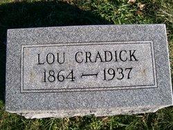 Lou Cradick