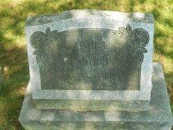 Sarah L. <I>Chamberlain</I> Reynolds