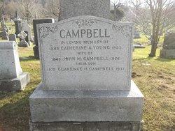 Catherine Amelia <I>Young</I> Campbell