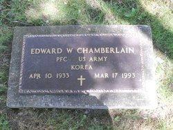 PFC Edward W. Chamberlain