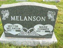 Marie <I>Cormier</I> Melanson