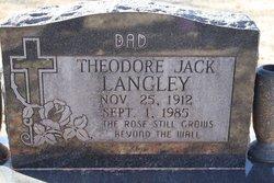 Theodore Jack Langley