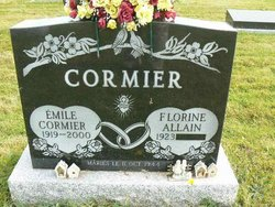Florine <I>Allain</I> Cormier