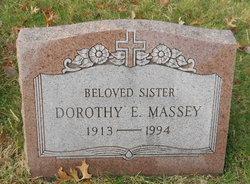 Dorothy Ellen <I>Bundy</I> Massey
