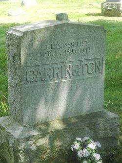 Delos Carrington