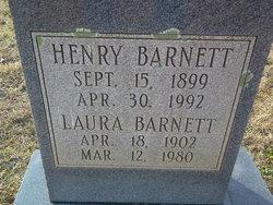 Henry Barnett