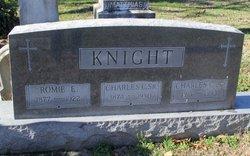 Charles Cooper Knight, Jr