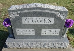 Jeanette M Graves
