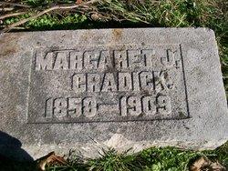 Margaret J Cradick