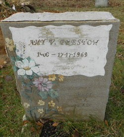 Amy Virginia <I>Gould</I> Preston
