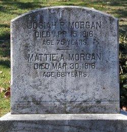 Josiah P Morgan