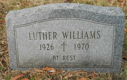 Luther Williams