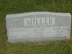 Mary Elizabeth <I>Kuhn</I> Miller