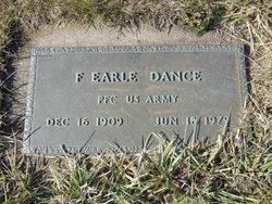 Francis Earle Dance