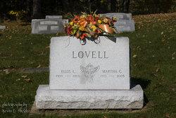Martha Gladys <I>Cline</I> Lovell