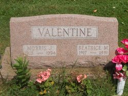 Morris J. Valentine
