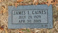 James L. Gaines