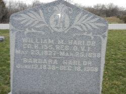 William M Harlor