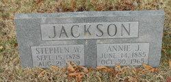 Annie J. Jackson
