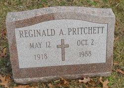 Reginald A. Pritchett