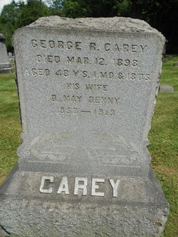 D. May <I>Denny</I> Carey