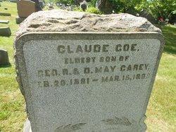 Claude Coe Carey