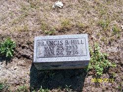 Francis Bickford Hill