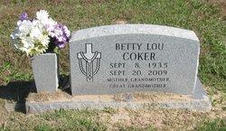 Betty Lou Coker
