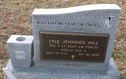 Lyle Jennings Hill