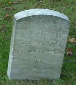 Lieut Theo Buckman