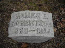 James Edwin Robertson