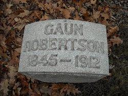 Gaun Robertson