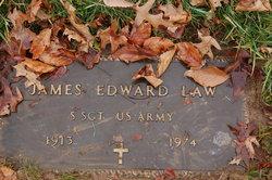 Sgt James Edward Law