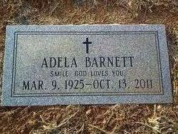 Adela Barnett