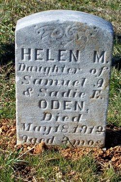 Helen M. Oden